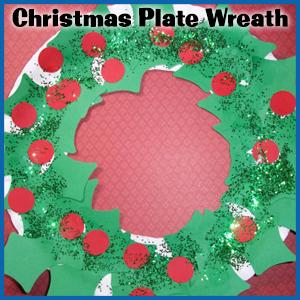 CFM Blog_Christmas Plate Wreath